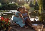 Kida and Jasmine