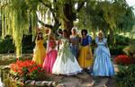 disney princess Group 2