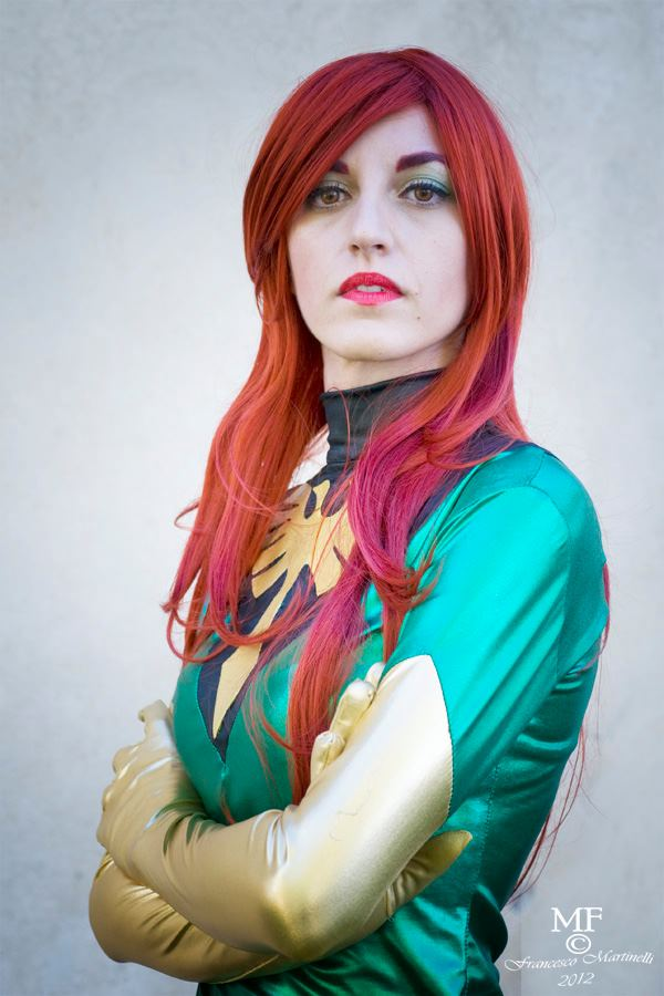 Jean Grey by MaddMorgana