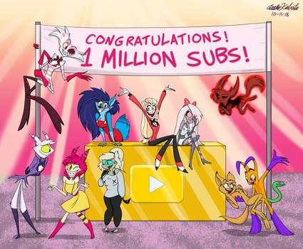 VivziePop - 1 Million Subscriber Gift