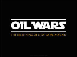 Oil Wars by lahandi