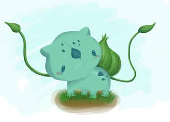 Bulbasaur by Aidanna