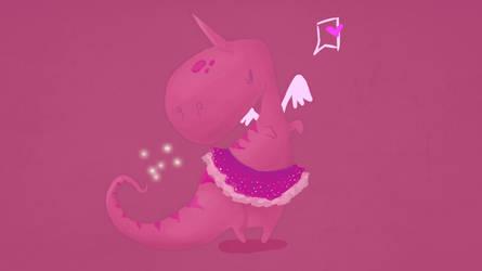Dinocorn by Aidanna