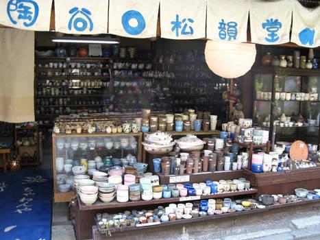 CeramicWareShopInKyoto01