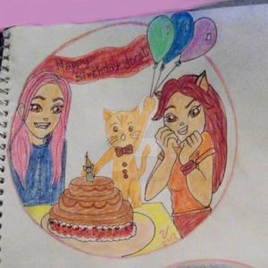 Happy Birthday Docali 2012
