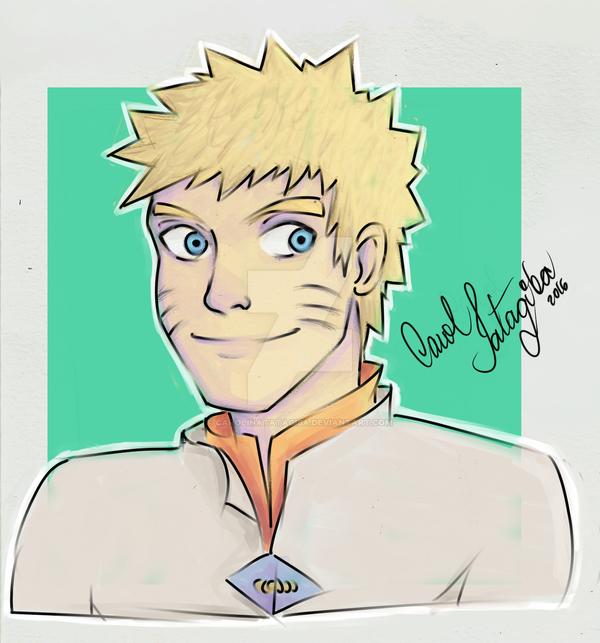 Naruto by CarolinaTatagiba