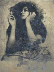 Portrait of Yana by niavaah