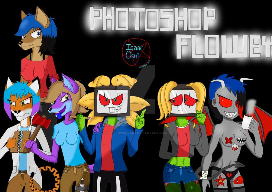 Flowey1 by hallowenjack