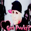 Punky Heart icon2 by mayaismines23