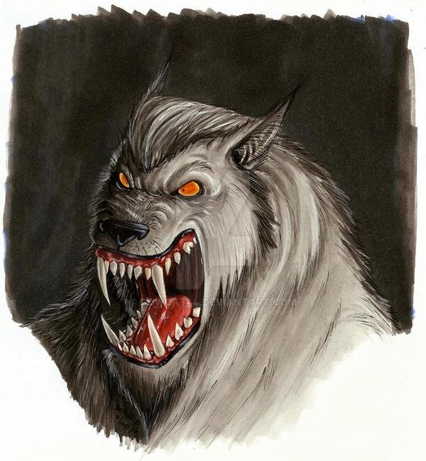 Beast inside by cowcat44