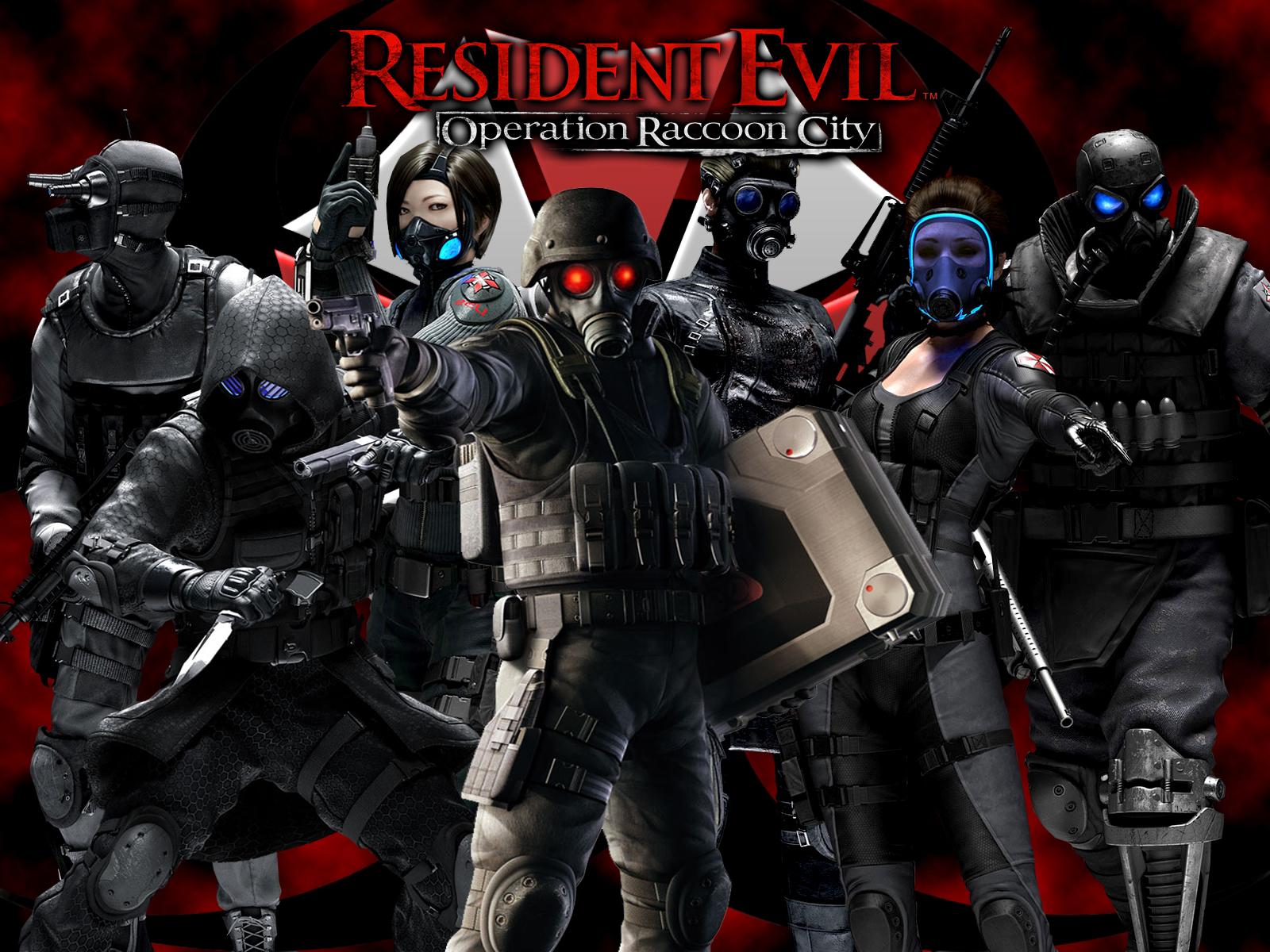 В хорошо знакомой - темной и жестокой - вселенной Resident Evil…