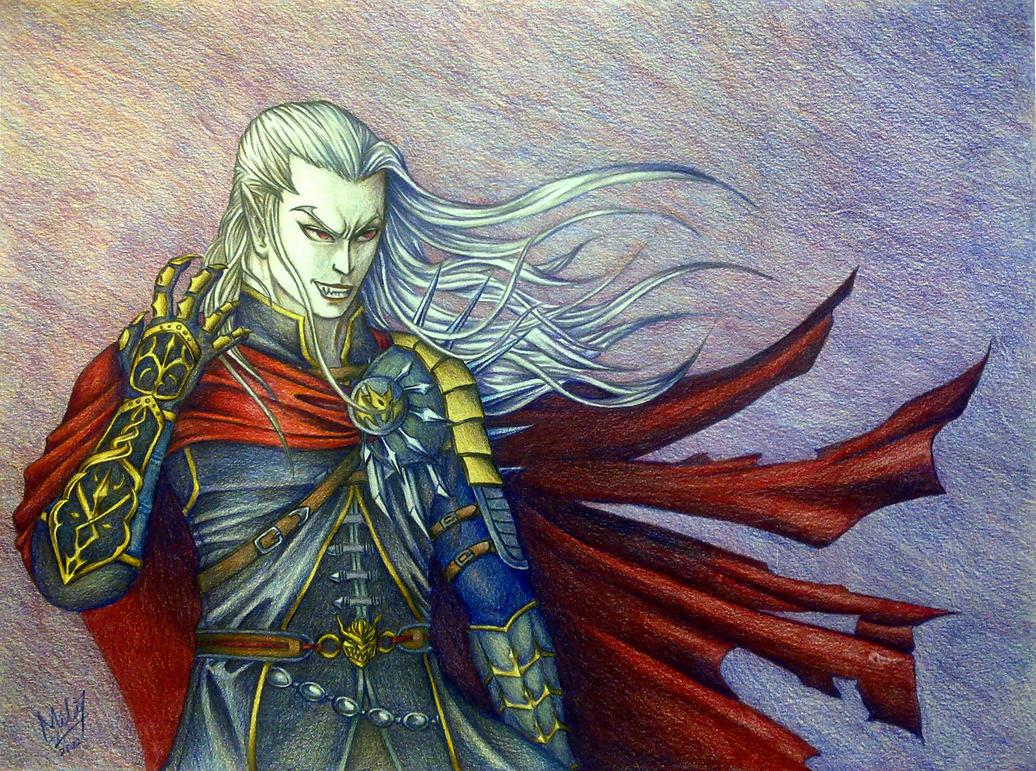 Battle-mage 1 by Grace-Zed