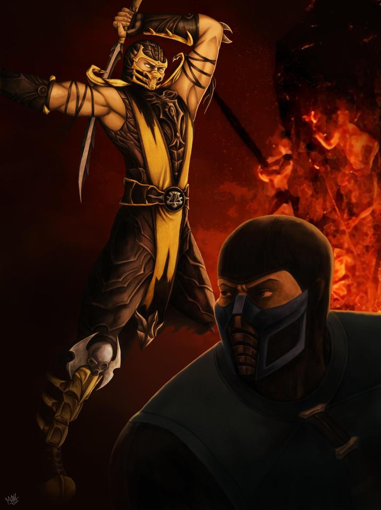 Vengeance will be mine! by Grace-Zed