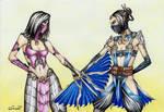 MKX Sisters