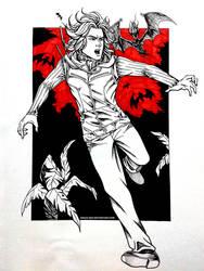 Run, Ash! Run! by Grace-Zed
