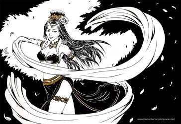 Dancer by Grace-Zed