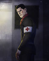 The Medic by Grace-Zed