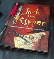 Jack the Ripper by Grace-Zed