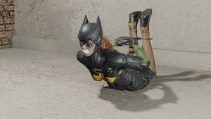 Batgirl in Bondage 2