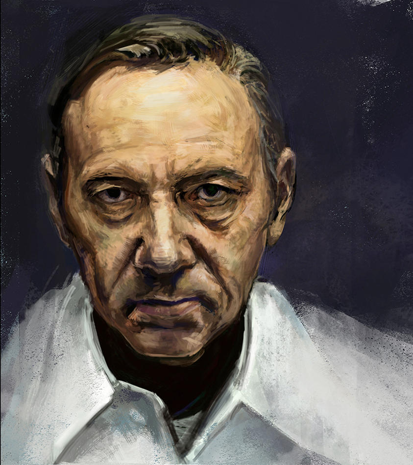 Francis J. Underwood by alfalert