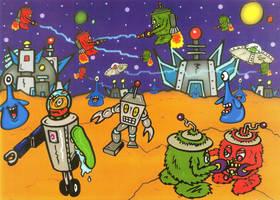 Space Mites