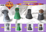 Doctor Who - Classic Monsters 2