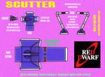 Red Dwarf - Scutter
