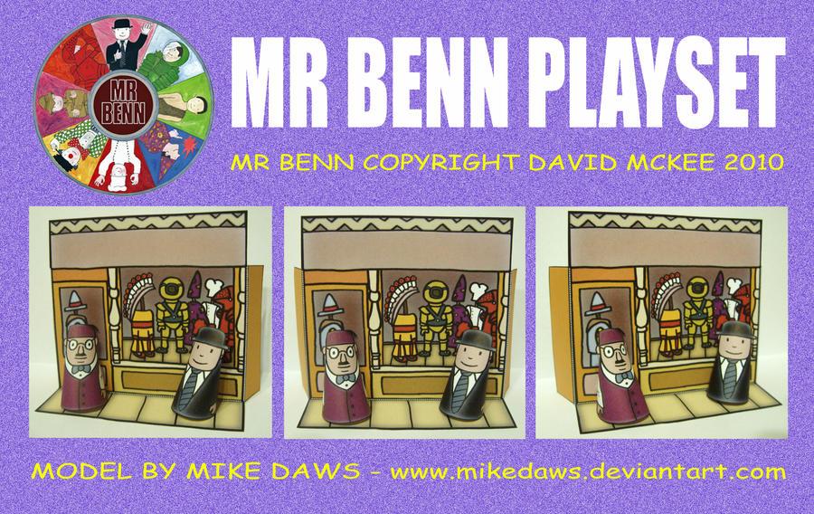 Mr. Benn - Take It Back