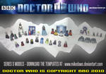 Doctor Who - Series 5 Models