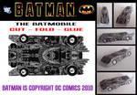 Batman - The Batmobile