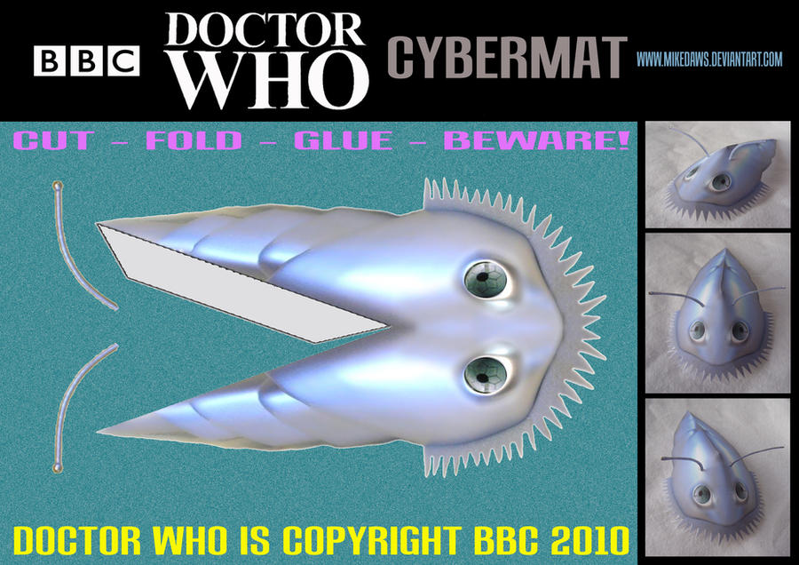 The Cybermen Youre To Blame Its You I Want