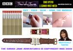 SJA - Watch and Sonic lipstick