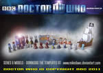 Doctor Who - Series 6 Models