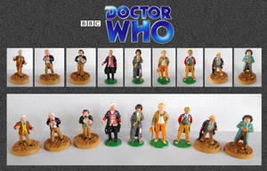 Doctor Who - Miniatures