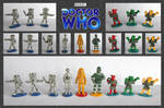Doctor Who - Miniatures 2