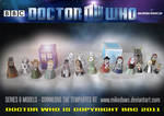 Doctor Who - Series 6 Models 2