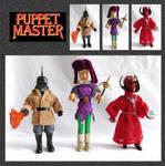 Puppet Master Models
