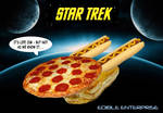 Star Trek - Edible Enterprise