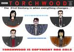 Team Torchwood Minis
