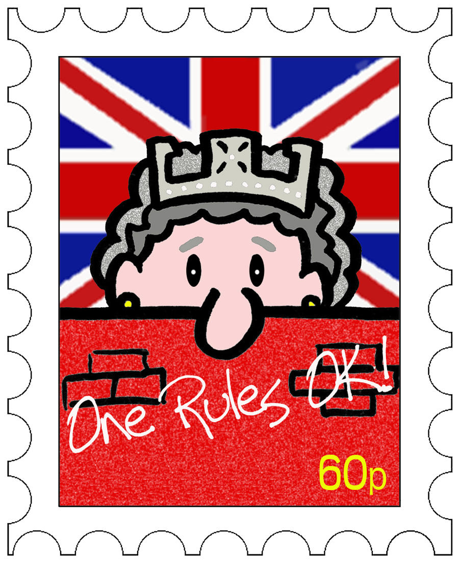 Jubilee Stamp Design