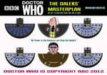 Doctor Who - The Daleks Masterplan