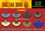 Doctor Who - Asylum of the Daleks by mikedaws