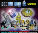 Doctor Who - Series 7 Models