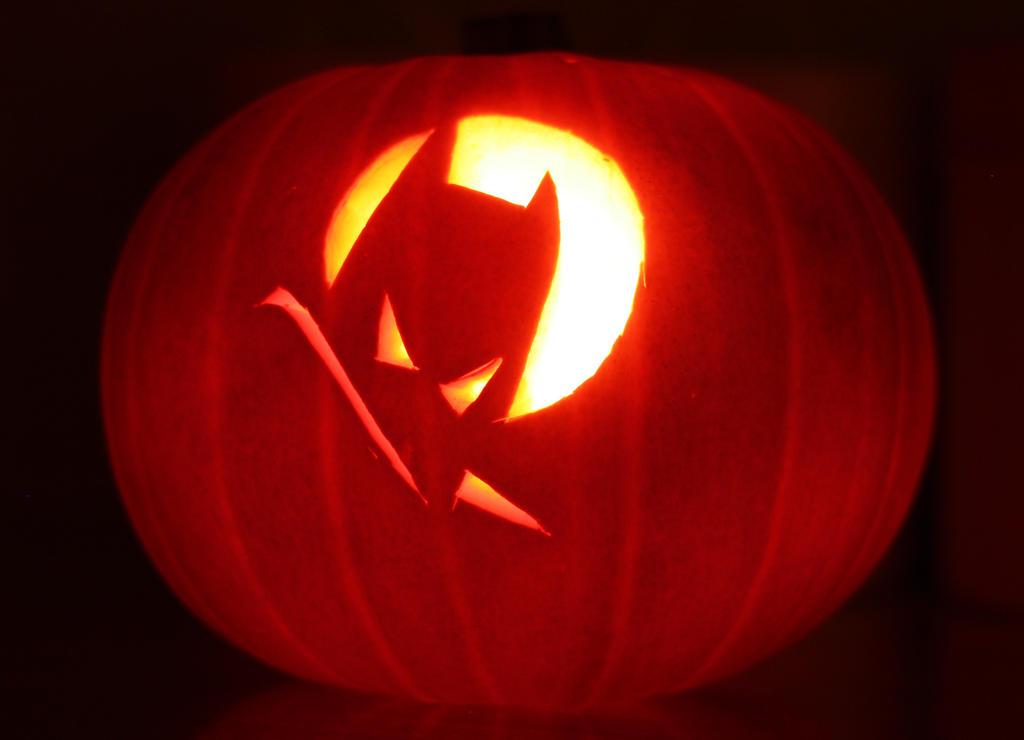 Batman pumpkin by mikedaws on deviantart batman pumpkin by mikedaws maxwellsz