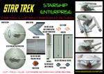 Star Trek - Starship Enterprise Model