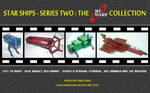 Star Ships - Series Two : The Red Dwarf Collection