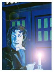 Doctor Who - 8th Doctor : Paul McGann.
