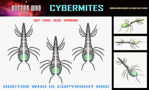 Doctor Who -  Cybermites