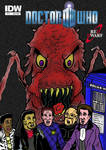 Doctor Who/Red Dwarf Comic Book