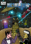 Doctor Who/Red Dwarf Comic Book 2